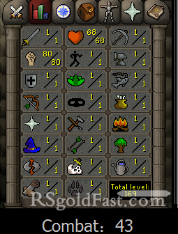 Pure Account 80 Strength