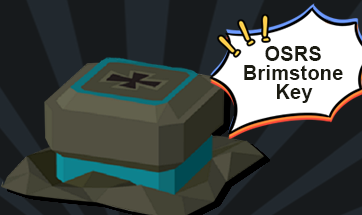 OSRS Brimstone Key Guide 2019
