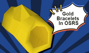 How to make gold bracelets OSRS