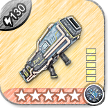 Noble Launcher-5 Stars-Maxed (Energy)