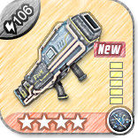 Noble Launcher-4 Stars-Maxed (Energy)