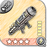 Vacuum Tube Launcher 4 Star Maxed(Nature)