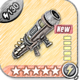 Vacuum Tube Launcher 5 Star Maxed(Nature)