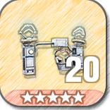 (20)Wall Dynamo-5 Stars