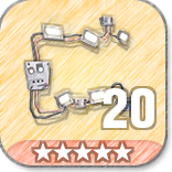 (20)Wall Lights-5 Stars