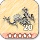 (20)Ceiling Gas Trap-5 Stars