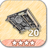 (20)Ceiling Drop Trap-4 Stars
