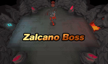 Zalcano Boss Guide