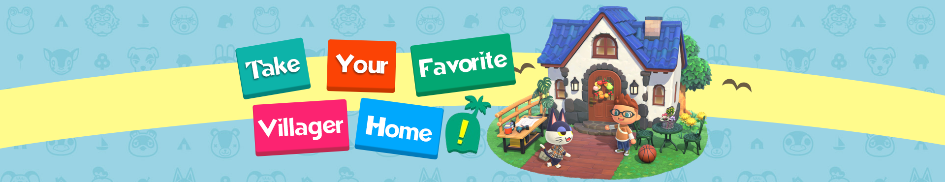 Take Your Favorite Villager Home!