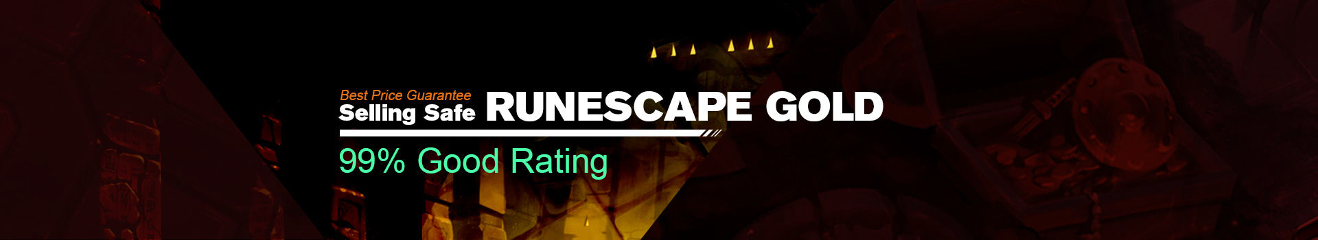 SELLING SAFE RUNESCAPE GOLD