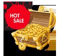 Flash Sale 137M OSRS