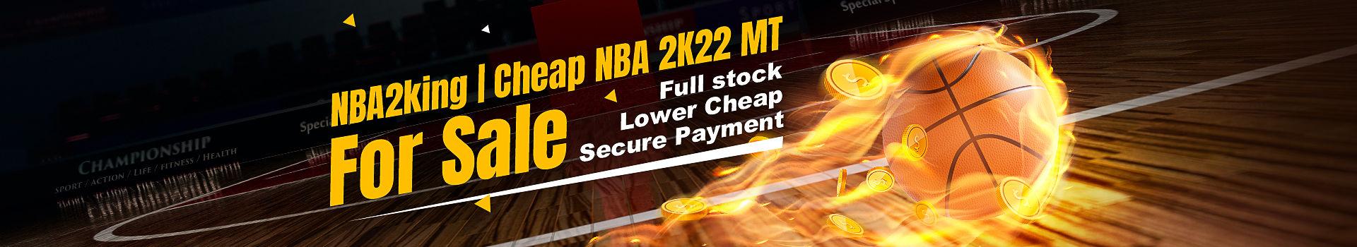 NBA2king | Cheap NBA 2K22 MT For Sale